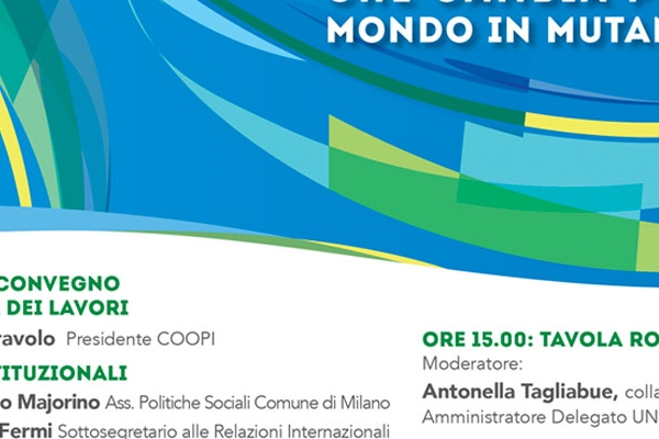 COOPI Cooperazione Internazionale ONG-ONLUS